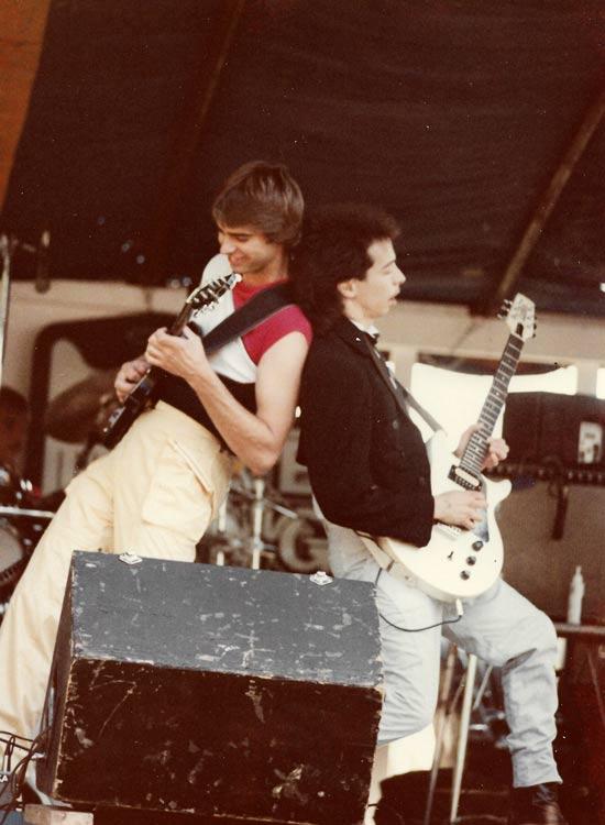 T.E. - Dana Aries - 1983